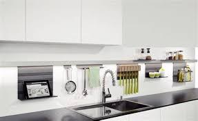 credence adhesive pour cuisine barre de credence cuisine 13 plan de travail et cr233dence