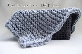 free knitting pattern quick baby blanket free knitting pattern for baby blanket in chunky wool anaf info for