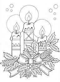 drawing of candle arrangement christmas pinterest candle