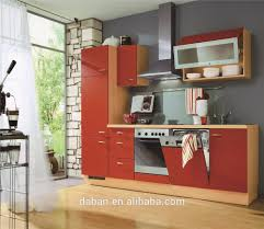 whole plywood carcass high gloss door kitchen cabinet foshan on