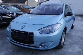 renault fluence ze renault fluence ze could be europe u0027s cheapest used ev at u20ac7 000