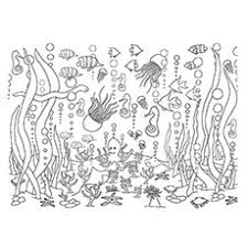 underwater dinosaurs coloring pages underwater coloring pages coloring pages for children