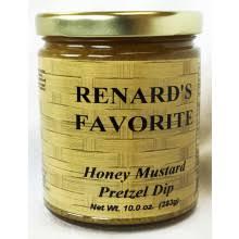 raspberry honey mustard pretzel dip raspberry honey mustard pretzel dip robert rothschild