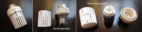 Ws Bad Und Heizung Wie Funktioniert Ein Thermostatventil Haustechnik Verstehen