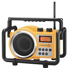 Rugged Boombox 94 Best Stereo Portable Boomboxes Jobsite Radios Images On