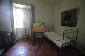 finding van gogh in provence cassidy s adventures like many of van gogh s most famous painting the bedroom in arles was painted in 1888 while the actual bedroom in arles was bombed during world war ii