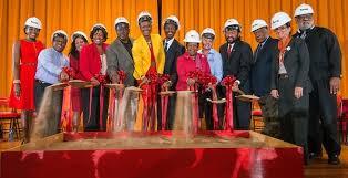 yates alumni yates high school community celebrates ceremonial groundbreaking