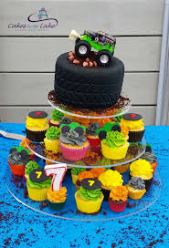 monster truck jam party supplies ezpartyzone com monster truck cupcake holder kid party ideas