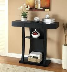 Espresso Console Table Black Espresso Contemporary Console Table Furniture Graphite