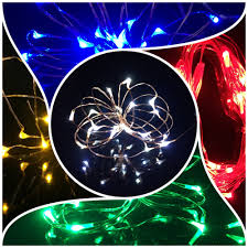 20 led micro lights battery operated 20 micro led rice lights battery operated fairy lights