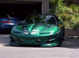 amazing 98 trans am with d trans am custom rear mounted turbo p