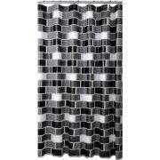 black shower curtains walmart com