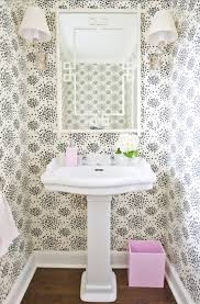 wallpaper in the bathroom yes you can afp interiors