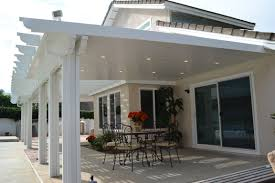 recessed lighting in patio cover backyard ideas pinterest