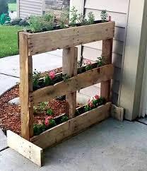 Pallet Ideas For Garden Garden Pallet Ideas Diy Projects 27 Home Decoration 17