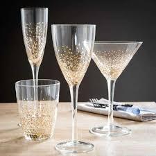 decorazioni bicchieri servizi da tavola natale 2016 foto 24 40 design mag