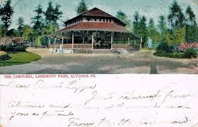 Lights On The Lake Lakemont Park 1902 E Joy Morris At Lakemont Park Historycarouselhistory Com