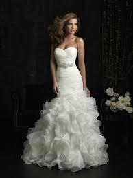 wedding dress mermaid 8966 orderable trumpet wedding dress 8966
