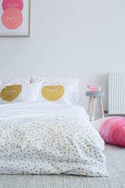 Gold Polka Dot Bedding Bedroom Ideas 6 Colour Schemes To Consider For Spring