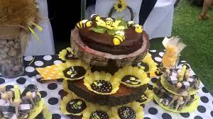 decor diy baby shower bee theme idas youtube