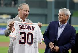Radio Personalities In Houston Bill Brown Retiring As Astros Television Broadcaster Houston