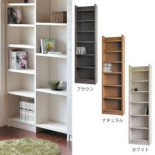 Paperback Bookshelves Atom Style Rakuten Global Market Bookshelf Thin Fashion Display