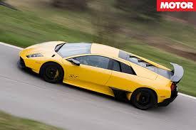 Lamborghini Murcielago Old - the rarest lamborghini of them all motor