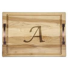 monogrammed serving dishes martins homewares ambrosia monogrammed carved platter size 18 l