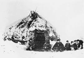 Winter House File Psm V67 D101 Chukchee Winter House Png Wikimedia Commons