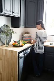 Changing Countertops In Kitchen Kitchen Of The Week A Low Cost Before After Kitchen In Brooklyn