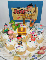jake and the neverland birthday disney jake and the never land figure cake