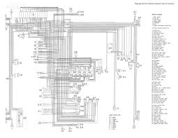 electrical wiring schematic pantera l early version international