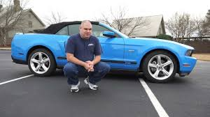 2010 mustang gt convertible 2010 ford mustang premium gt v 8 convertible grabber blue