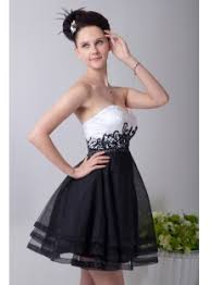 black and white quinceanera dresses white and black empire quinceanera dress 1st dress