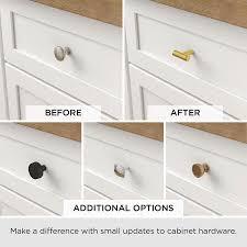 black cabinet door handles lowes brainerd knurled bar 1 5748 in matte black bar cabinet knob