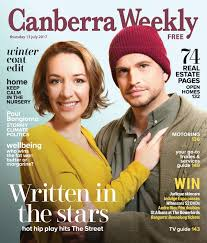 13 july 2017 by canberra weekly magazine issuu