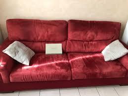 canapé et pouf assorti achetez canapé 3 places et quasi neuf annonce vente à lyon 69