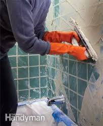 Regrout Bathroom Shower Tile Tips Tools To Regrout Your Bathroom Popular Mechanics Grout