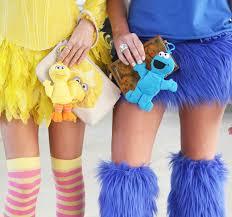 Big Bird Halloween Costumes Halloween Diy Sesame Street