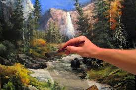 Beautiful Landscape Pictures by Beautiful Fantasy Landscape Painting In 15 Minutes Youtube
