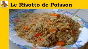 cuisine poisson facile le risotto de poisson recette rapide et facile hd