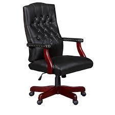 Swivel Chair Regency League Black Swivel Chair 9040bk The Home Depot