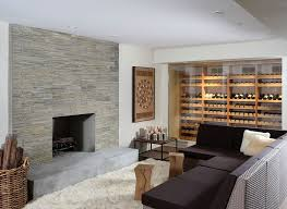 Hearth Cabinets Wine Cellar Ideas Wine Cellar Rustic With Built In Cabinets