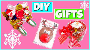4 diy christmas gift ideas easy quick and cheap youtube