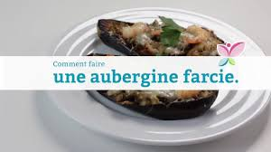 comment cuisiner une aubergine comment faire une aubergine farcie cuisine recette facile