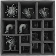 Large Mansions Af090vd03 90 Mm 3 55 Inches Foam Tray For Mansions Of Madness