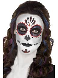 Day Of The Dead Masks Day Of The Dead Costumes Smiffys Com