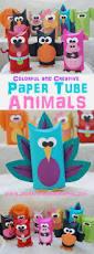 toilet tube animals toilet tube toilet and animal