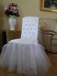 bridal shower chair bridal shower chair cover rhinestones tulle wedding decor