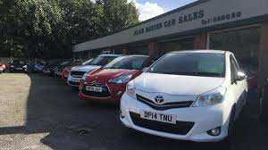 used peugeot dealers used cars crewe used car dealer in cheshire alan davies car sales